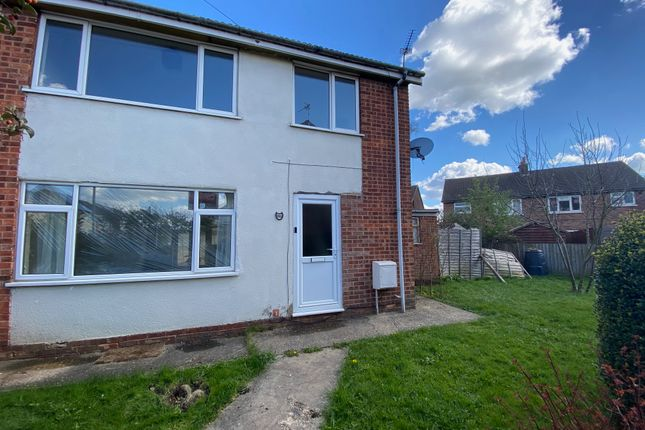 3 bed semi-detached house for sale in Great Close, South Witham, Grantham NG33