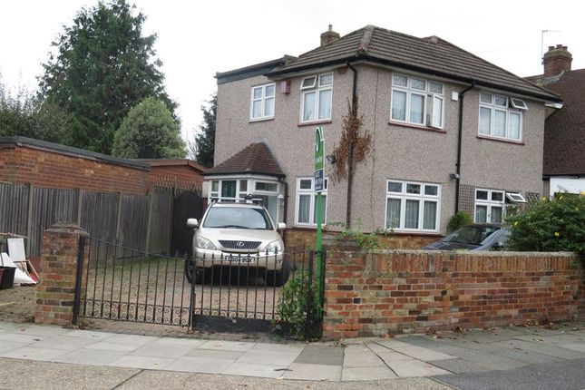 Thumbnail Detached house to rent in Northumberland Avenue, Welling, Kent