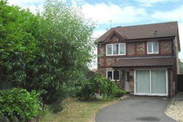 3 bed detached house to rent in Cottesbrooke Gardens, Wootton, Northampton NN4