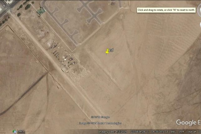 Thumbnail Land for sale in Walvis Bay Central, Walvis Bay, Namibia
