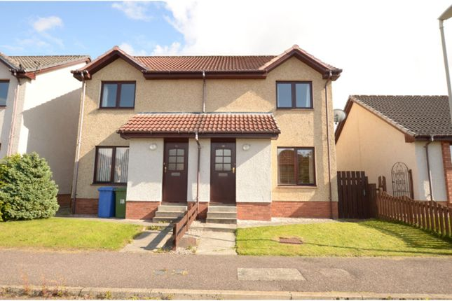 Thumbnail End terrace house for sale in Alltan Place, Inverness