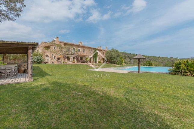 Thumbnail Villa for sale in Spain, Girona (Inland Costa Brava), Baix Empordà, Cbr2608