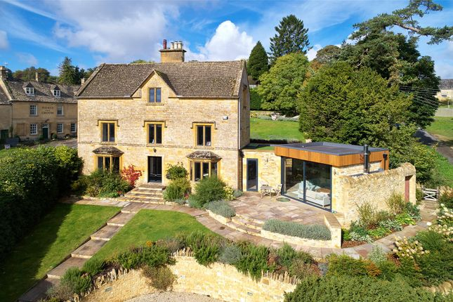 Thumbnail Detached house for sale in Bourton On The Hill, Moreton-In-Marsh, Gloucestershire