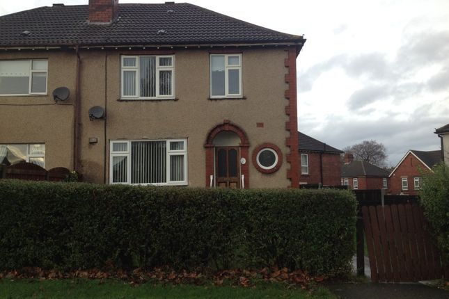 Thumbnail Semi-detached house to rent in Dale Road, Rawmarsh, Rotherham