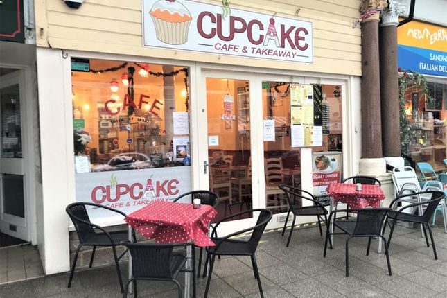 Thumbnail Restaurant/cafe for sale in Queens Park Road, Paignton