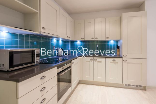 Thumbnail Flat to rent in Britton Apartments, Cock Lane, City