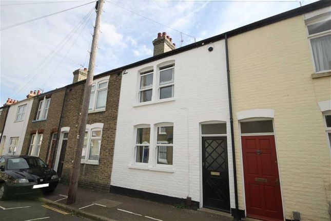 Thumbnail Terraced house to rent in Thoday Street, Cambridge