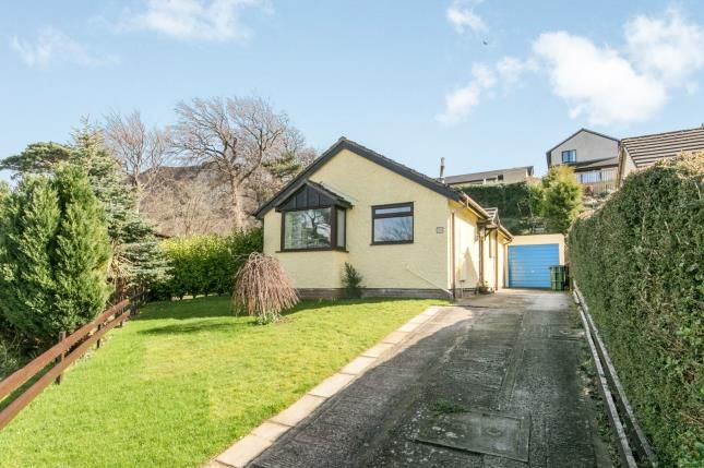 Thumbnail Bungalow for sale in Parc Isaf, Llanfairfechan, Conwy