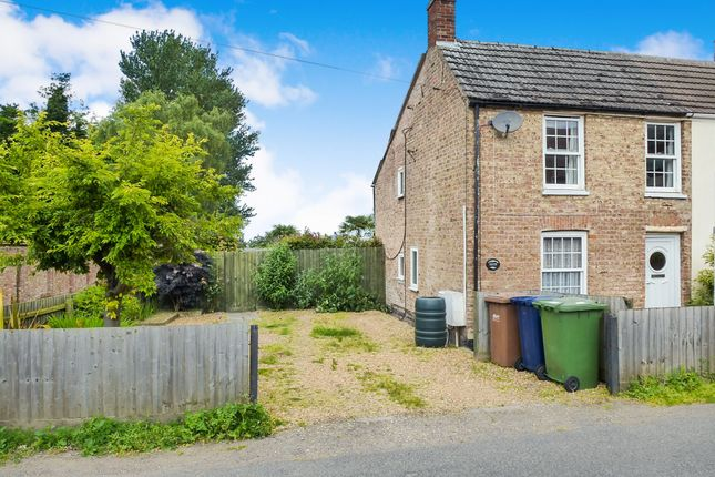 Thumbnail Semi-detached house for sale in Low Road, Elm, Wisbech