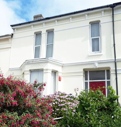 Thumbnail Property to rent in Furzehill Road, Mutley, Plymouth
