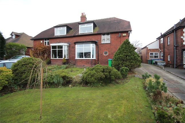 Thumbnail Semi-detached house for sale in Oldham Road, Rochdale, Greater Manchester