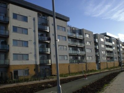 Thumbnail Flat to rent in West Thamesmead, Thamesmead