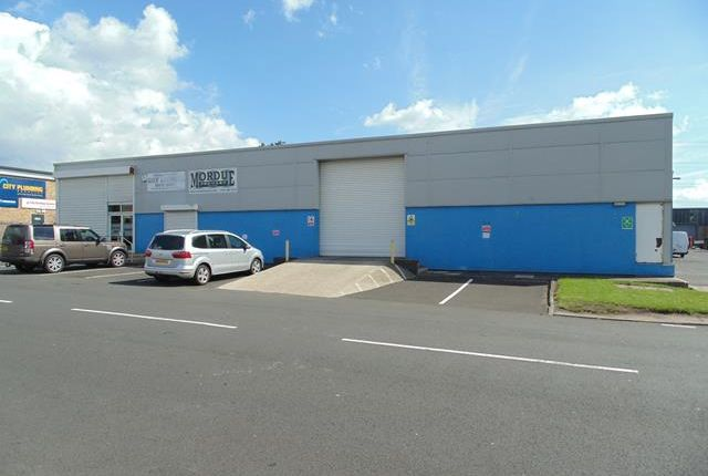 Thumbnail Light industrial to let in D1-D2, Narvik Way, North Shields, Tyne And Wear