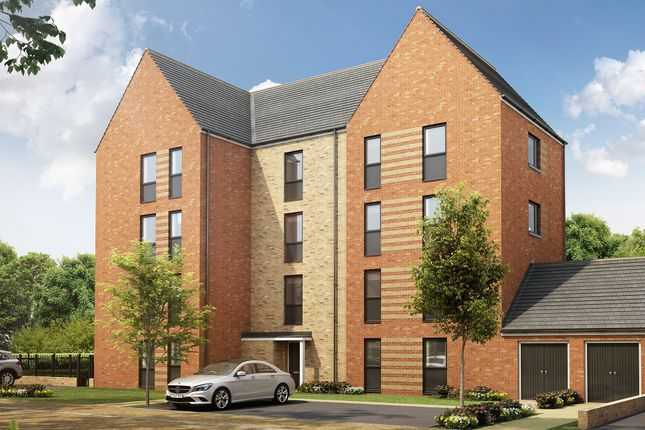 "Thumbnail Flat for sale in ""Malton"" at Station Road, Longstanton, Cambridge"