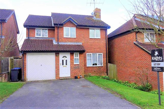 Thumbnail Detached house to rent in The Oaks, Lindfield, Haywards Heath