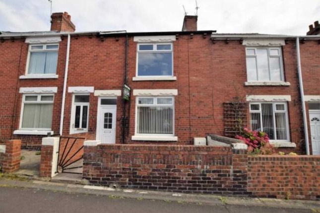 Thumbnail Terraced house to rent in School Terrace, South Moor, Stanley