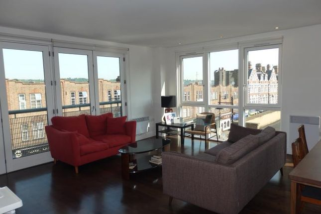 Thumbnail Flat to rent in Exchange House, Crouch End