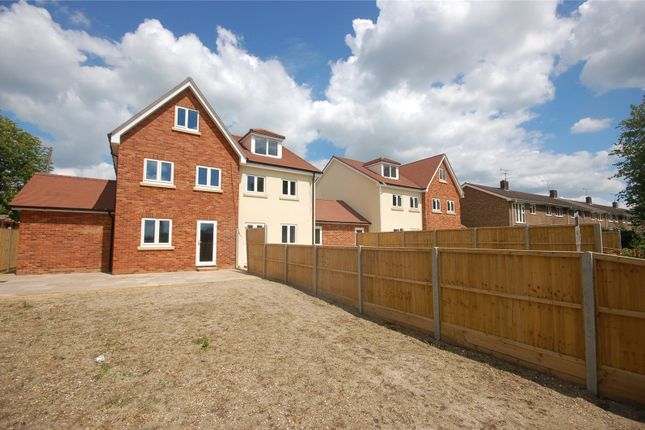 Thumbnail Semi-detached house for sale in Hulse Road, Salisbury, Wiltshire