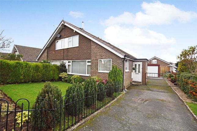 3 bed semi-detached house for sale in Moorside Avenue, Drighlington, Bradford BD11