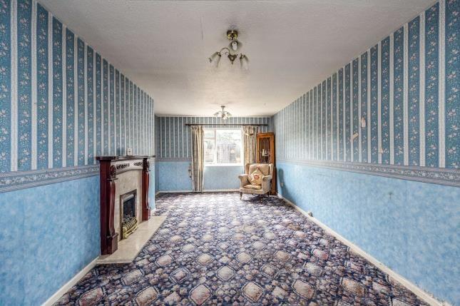 Lounge of Buckingham Close, Bootle, Merseyside L30