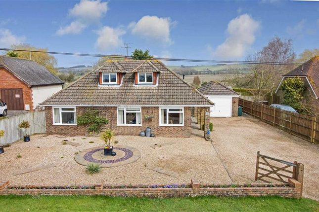 Thumbnail Detached bungalow for sale in Manor Pound Lane, Brabourne, Kent