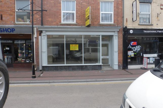 Retail premises for sale in High Street, Burnham-On-Sea