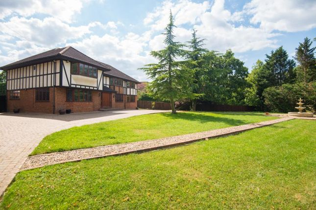 Thumbnail Detached house for sale in Halstead Hill, Goffs Oak, Hertfordshire