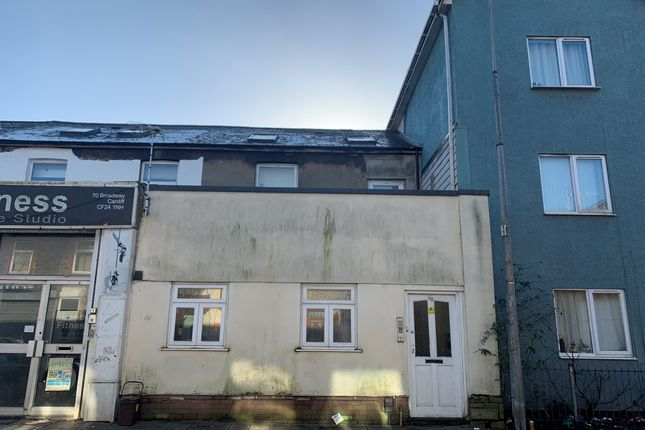 Thumbnail Property for sale in Millennium Court, Broadway, Roath, Cardiff