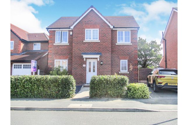 Thumbnail Detached house for sale in Clos Belyn, Llandudno Junction