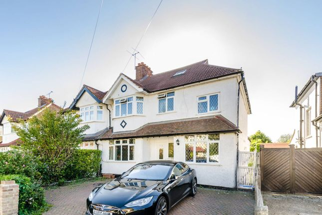 Thumbnail Semi-detached house to rent in Franks Avenue, New Malden