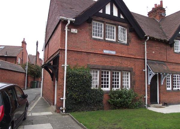 Thumbnail Semi-detached house to rent in Wood Street, Port Sunlight, Wirral