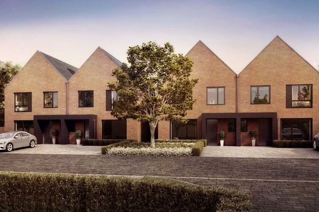 Thumbnail Semi-detached house for sale in Andover Road, Winchester, Hampshire