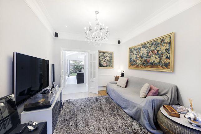 Living Room of Rusthall Avenue, London W4