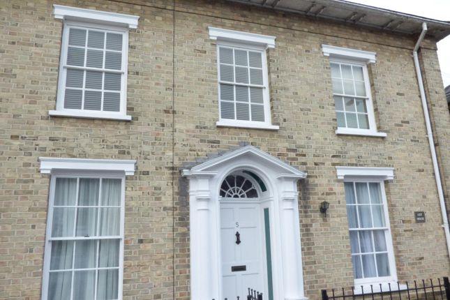 Thumbnail Maisonette to rent in Hall Street, Long Melford, Sudbury