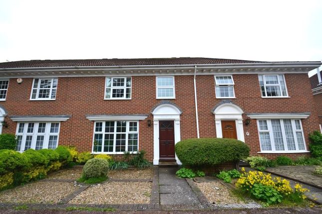 Thumbnail Terraced house to rent in Sheraton Close, Eastbourne