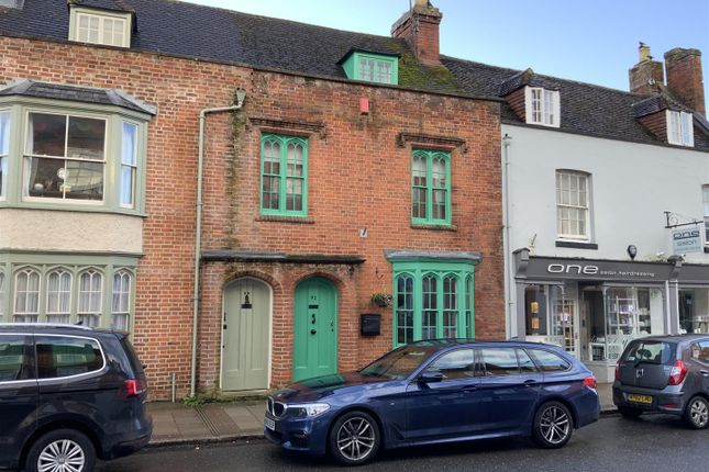 Thumbnail Terraced house for sale in High Street, Stony Stratford, Milton Keynes