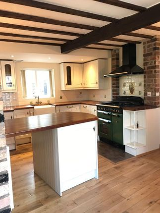 Thumbnail Detached house to rent in Quarry Road, Broseley Wood, Broseley