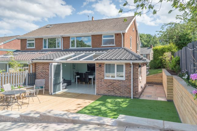 Thumbnail Semi-detached house for sale in Greystones Road, Sheffield