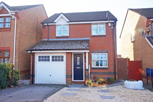 Thumbnail Detached house for sale in Ynys-Y-Coed, Oakdale, Blackwood