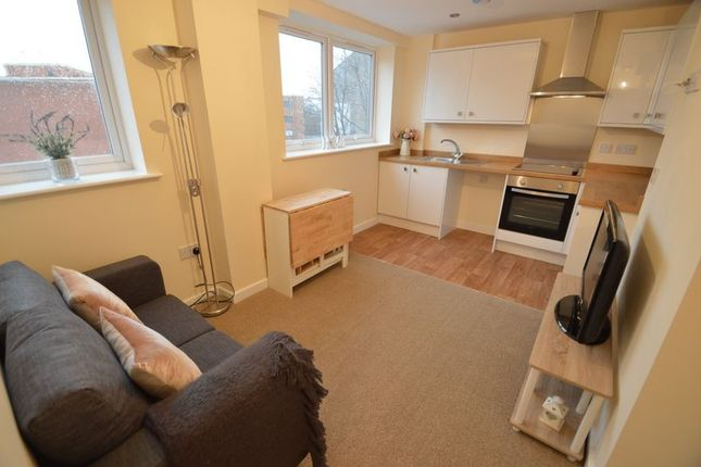 1 bed flat for sale in Apartment 7, Herbert Street, Redditch