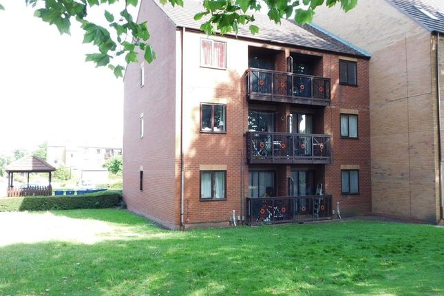 Thumbnail Flat for sale in Peter James Court, Stafford