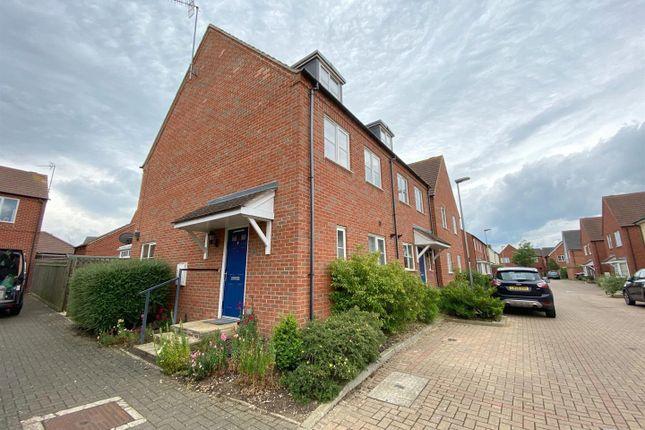 Thumbnail Semi-detached house to rent in Churston, Broughton, Milton Keynes