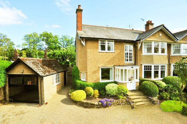 Thumbnail Semi-detached house for sale in Kent Rise, Harrogate
