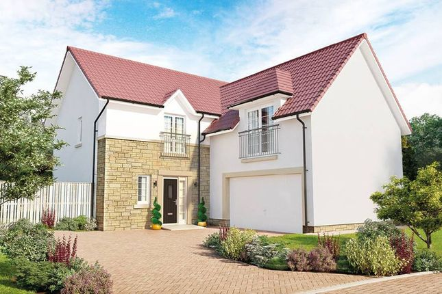 "Thumbnail Detached house for sale in ""The Dewar"" at Lethame Road, Strathaven"