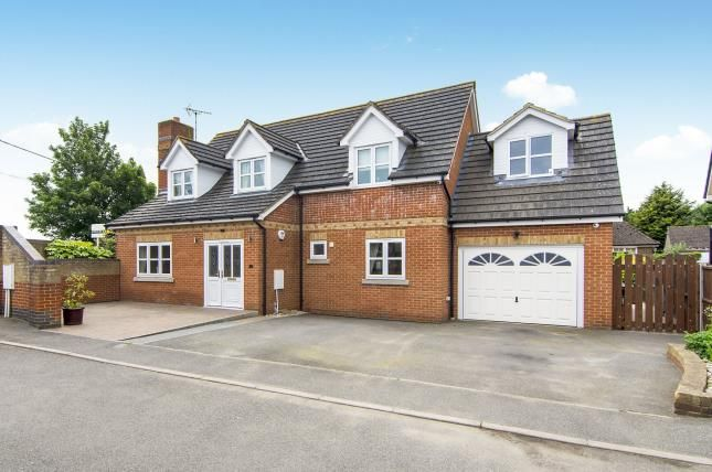 Thumbnail Detached house for sale in Farm Road, Orsett, Grays