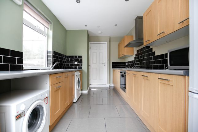 Thumbnail Terraced house to rent in Ilford Road, Jesmond, Newcastle Upon Tyne