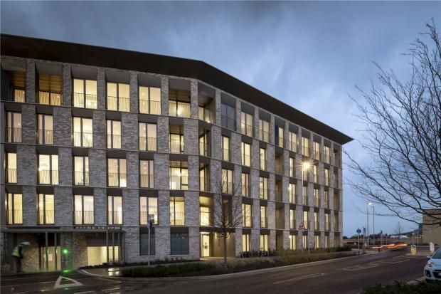 Thumbnail Flat for sale in Athena, Eddington, Cambridge