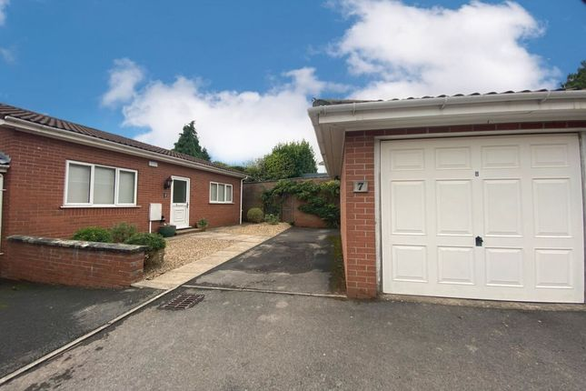 2 bed bungalow to rent in Nore Park Drive, Portishead, Bristol BS20