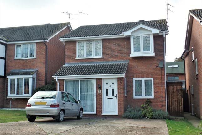 Thumbnail Detached house for sale in Greenacres, Clacton-On-Sea