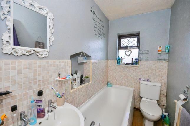 Bathroom of Devon Drive, Mansfield, Nottinghamshire NG19